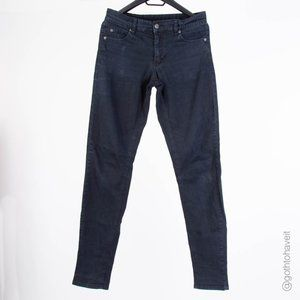 Cheap Monday Black Relaxed Fit Jeans